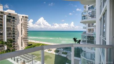 Miami Beach Condo For Sale: 6365 Collins Ave #1108