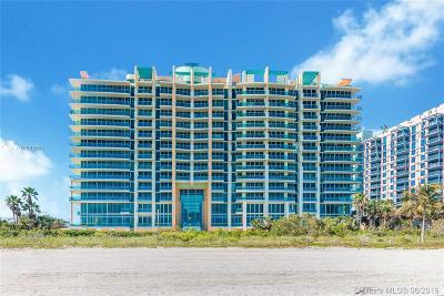 Il Villaggio, Il Villaggio On South Bea Condo For Sale: 1455 Ocean Dr #1009