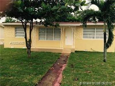 Miami Gardens Single Family Home For Sale: 15230 NW 32nd Ct