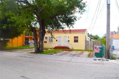 Miami Multi Family Home For Sale: 2165 NW 23rd St