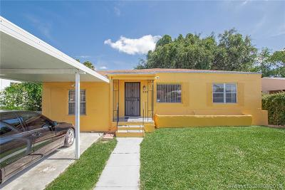 Single Family Home For Sale: 231 NW 44th St
