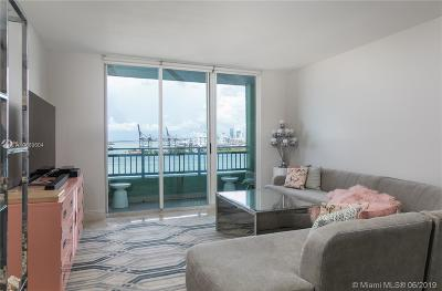 Miami Beach Condo For Sale: 90 Alton Rd #1608