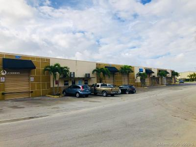 Hialeah Commercial For Sale: 270 W 79th Pl #270
