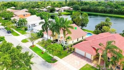 Cooper City Single Family Home For Sale: 3999 NW 89th Way