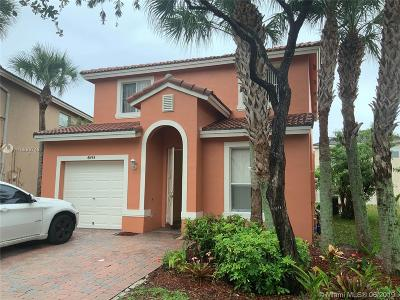 West Palm Beach FL Single Family Home For Sale: $298,500
