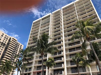 Miami Beach Condo For Sale: 2625 Collins Av #1207