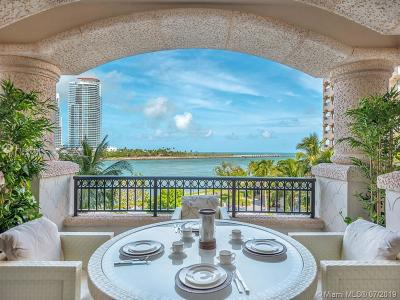 Fisher Island Condo For Sale: 7035 Fisher Island Drive #7035