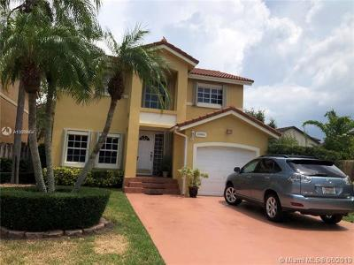 Miami Single Family Home For Sale: 13821 SW 102nd Ter