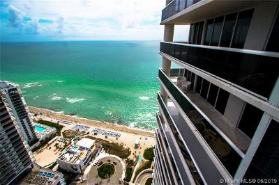 Hallandale Rental For Rent: 1800 S Ocean Dr #4110