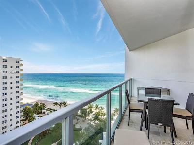 Hollywood Condo For Sale: 3101 S Ocean Dr #1205