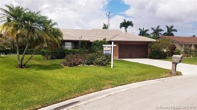 Tamarac Single Family Home For Sale: 7148 NW 100th Ter