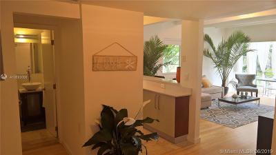 Miami Beach Condo For Sale: 3915 Meridian Ave #206