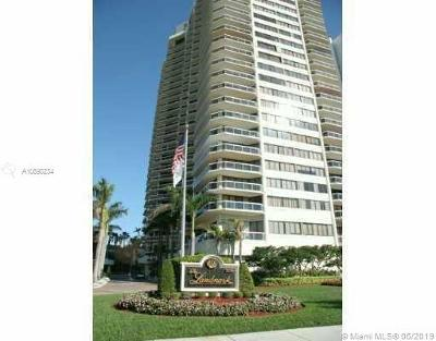Aventura Condo For Sale: 20185 E Country Club Dr #807