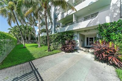 Miami Beach Single Family Home For Sale: 1610 Lenox #302
