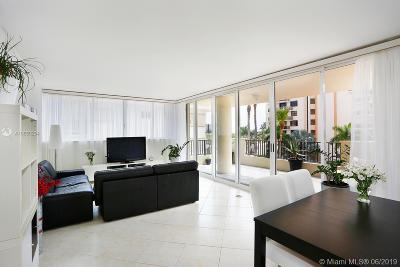 Miami Beach Condo For Sale: 6422 Collins Ave #302