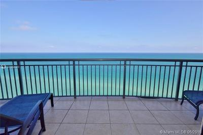 Sunny Isles Beach Condo For Sale: 17375 Collins Av #1901