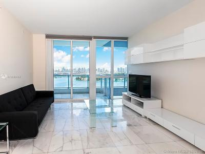 Miami Beach Rental For Rent: 540 West Ave #2111