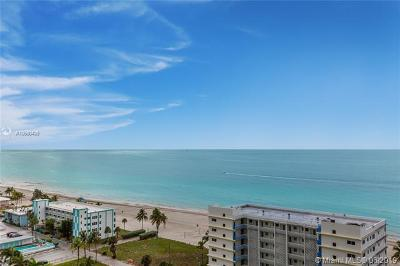 Hollywood Condo For Sale: 2101 S Ocean Dr #1705