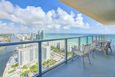 Hollywood Condo For Sale: 4010 S Ocean Dr #3201