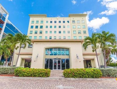 North Miami Beach Commercial For Sale: 3363 NE 163rd St #602/603/