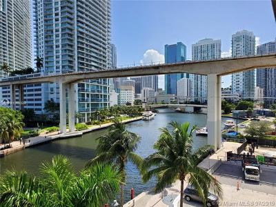 Miami Condo For Sale: 690 SW 1st Ct #503