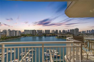 Aventura Condo For Sale: 18041 Biscayne Blvd #1604