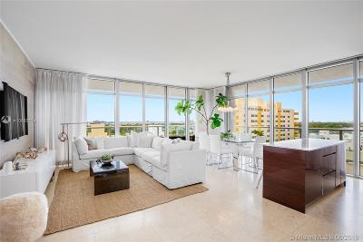 Miami Beach Condo For Sale: 3737 Collins Ave #S1104