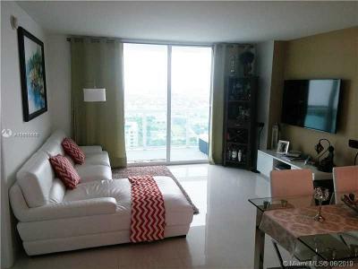 Miami Condo For Sale: 1800 N Bayshore Dr #3704