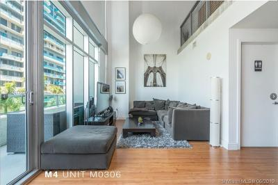 Four Midtown, Four Midtown Condo, Four Midtown Miami, Four Midtown Miami Condo Condo For Sale: 3301 NE 1st Ave #M0306