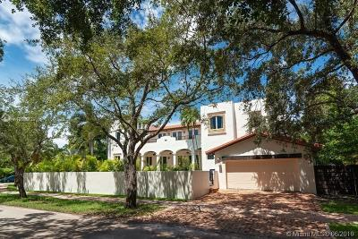 Key Biscayne Single Family Home For Sale: 565 Harbor Dr