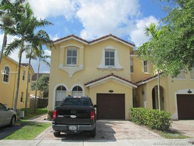 Miami Condo For Sale: 14962 SW 9th Ter #14962