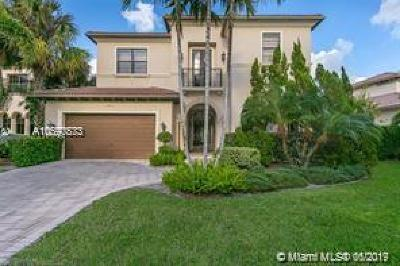 Boca Raton Single Family Home For Sale: 17818 Lake Azure Way