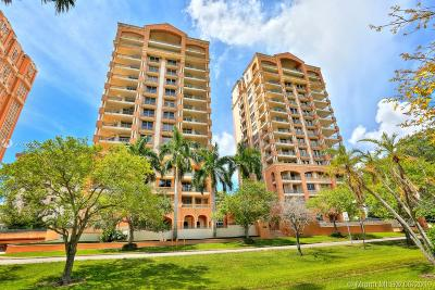 Coral Gables Condo For Sale: 626 Coral Way #601