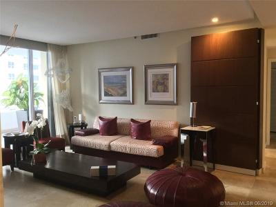 Miami Rental For Rent: 808 Brickell Key Dr #2105