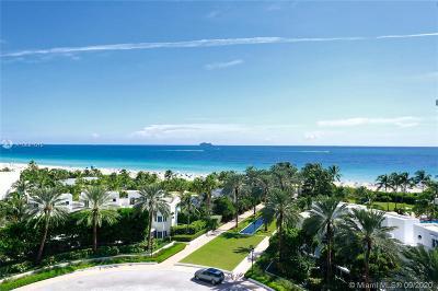 Miami Beach Condo For Sale: 100 S Pointe Dr #810
