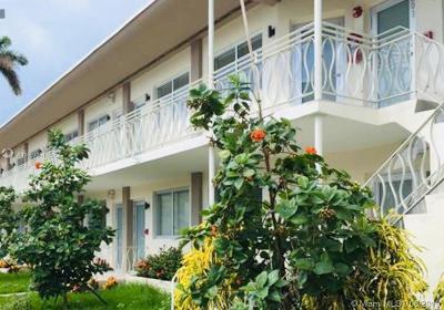 Miami Beach Condo For Sale: 1601 Meridian Ave #202