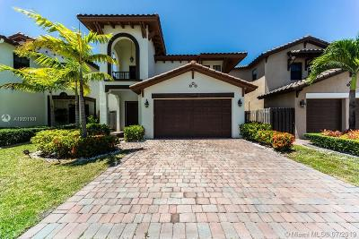 Doral Single Family Home For Sale: 10255 NW 87th Ter