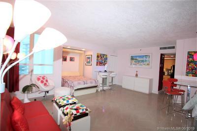 Miami Beach Condo For Sale: 5445 SE Collins Ave #1604