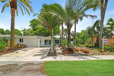 Cutler Bay Single Family Home For Sale: 9525 Jamaica Dr