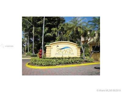 Miami Condo For Sale: 9363 Fontainebleau Blvd #H102