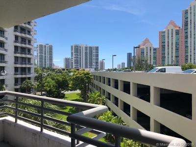 Aventura Condo For Sale: 3300 NE 191st St #418