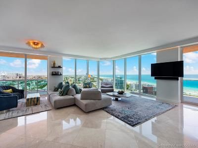 Portofino Tower, Portofino Tower Condo, Portofino Towers Condo For Sale: 300 S Pointe Dr #2405