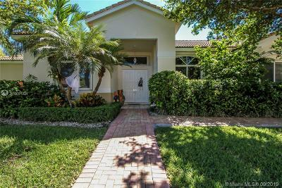 Palmetto Bay Single Family Home For Sale: 8440 SW 136th Ter