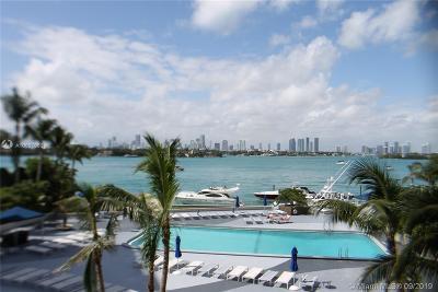 Miami Beach Condo For Sale: 1200 West Ave #1129