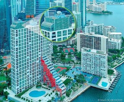 Miami Condo For Sale: 1541 Brickell Ave #A4000