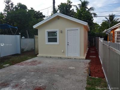 Miami Single Family Home For Sale: 1745 NW 112th Ter
