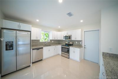 Coral Gables Single Family Home For Sale: 5510 S Le Jeune Rd