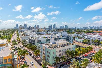 Miami Beach Condo For Sale: 1500 Ocean Dr #1010