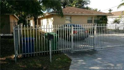 Miami Multi Family Home For Sale: 2788 NW 48th St