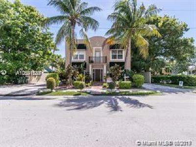 Delray Beach Rental For Rent: 119 NE 7th Ave #4